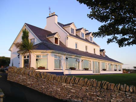 Castle Murray House Hotel, Dunkineely, County Donegal