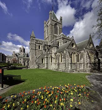 Christ Church Cathedral - Dublin 8 Ireland