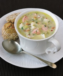 Kealy's Seafood Chowder