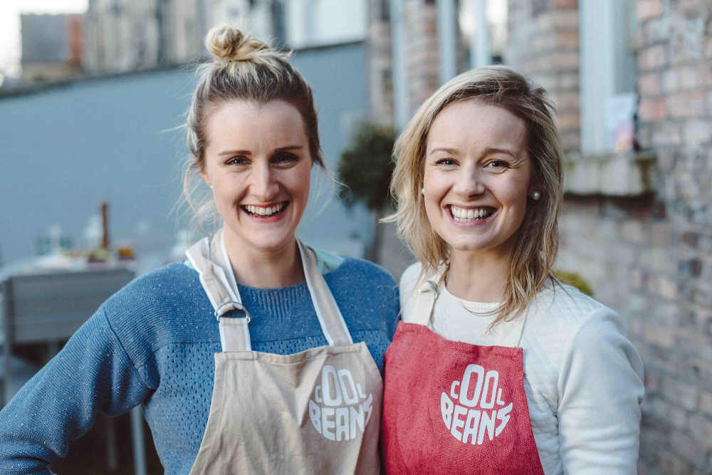 Sarah O'Connor & Isolde Johnson, Cool Beans