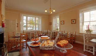 Corrib House Tea Rooms Guest Accommodation Galway