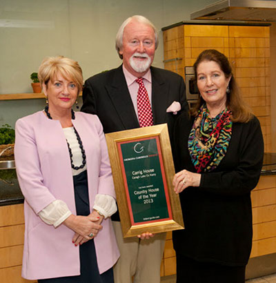 Country House of the Year 2013 | Carrig House, Caragh Lake, Co Kerry