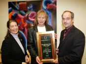 Georgina Campbell's Creative Use of Vegetables Award 2006 - Renvyle House, Co. Galway