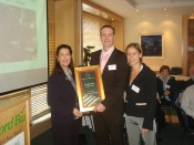 Newcomer of the Year 2007 - Sha-Roe Bistro, Clonegal, Co Carlow