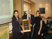 Wine Award of the Year 2007 - Ely CHQ , IFSC, Dublin 1