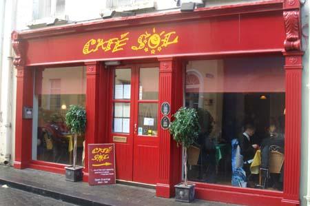 Restaurant Cafe Sol, Kilkenny, County Kilkenny