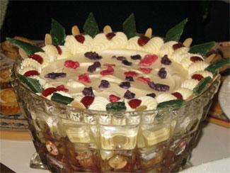 Mummys Boozy Trifle