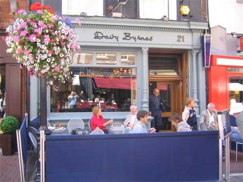 Davy Byrnes Pub