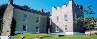 Derrynane House - Caherdaniel County Kerry Ireland
