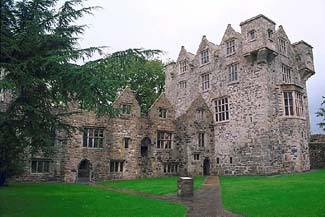 Donegal Castle - Donegal Town County Donegal Ireland