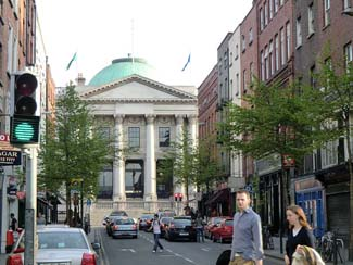 Dublin City Hall - Story of the Capital - Dame Street Dublin 2 Ireland