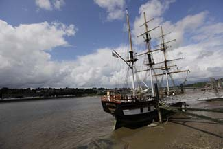 Dunbrody Famine Ship - New Ross County Wexford Ireland