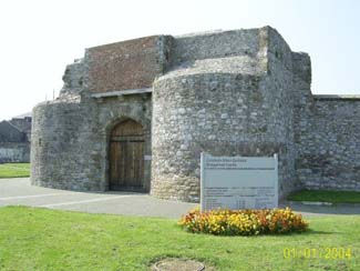 Dungarvan Castle - Dungarvan County Waterford Ireland