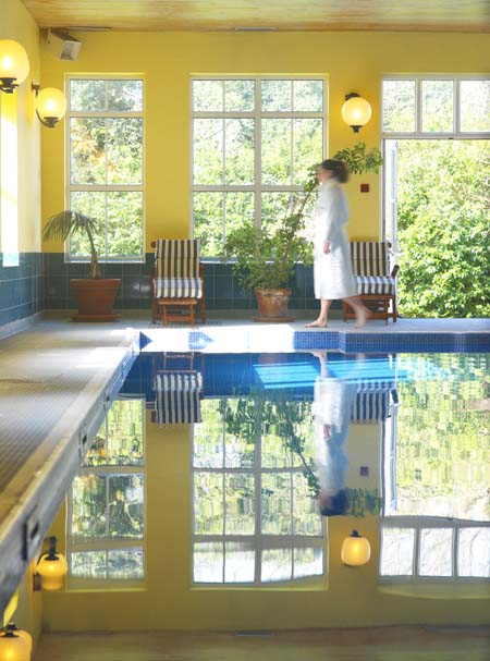 Dunraven Arms Hotel - Adare - Swimming Pool