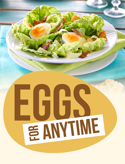 Eggs for Anytime