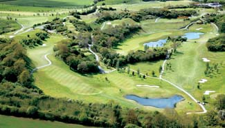 Esker Hills Golf Club - Tullamore County Offaly Ireland