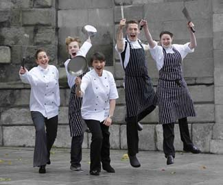 Euro-Toques Young Chef of the Year Award