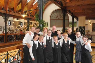 Farmgate Cafe - Just Ask Restaurant of the MOnth April 2011