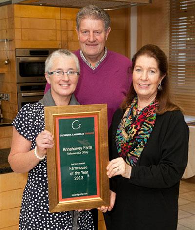 Farmhouse of the Year 2013 | Annaharvey Farm, Tullamore, Co Offaly