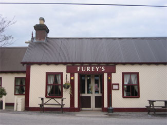 Fureys Bar - Moyvalley County Kildare Ireland