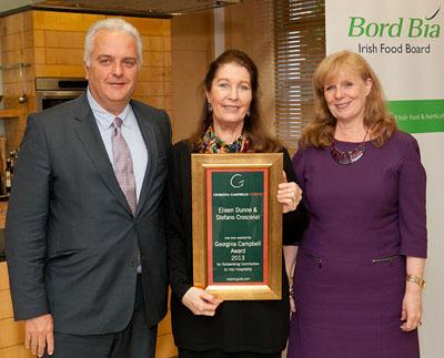 Georgina Campbell Award 2013