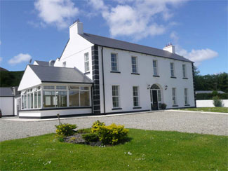 Glen House - Clonmany County Donegal Ireland