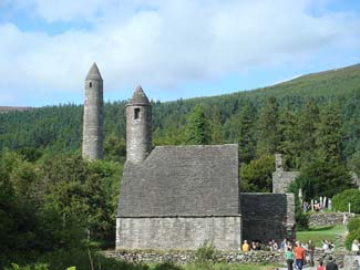 Glendalough - County Wicklow Ireland
