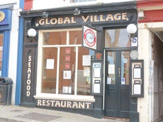 Just Ask Restaurant of the Month for September - Global Village