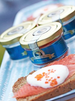 Goatsbridge Trout Caviar