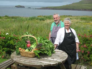 Gormans Clifftop House & Restaurant - Dingle Peninsula County kerry Ireland