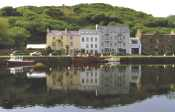 Georgina Campbell's Guesthouse of the Year 2006 - The Quay House, Clifden, Co. Galway