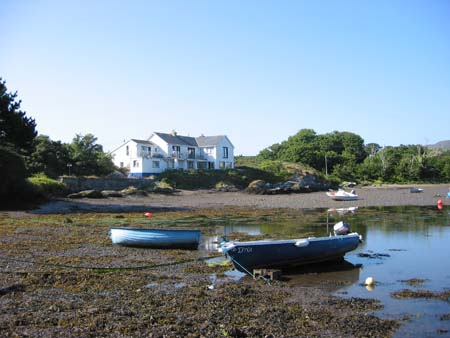 Herons Cove - From the beach