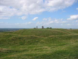 Hill of Tara - Tara Navan County Meath Ireland