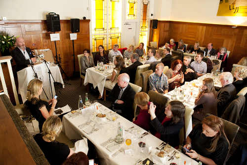Irish Food Writers Guild Awards 2014