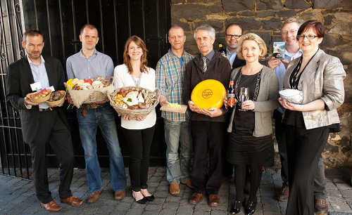 Irish Food Writers Guild Award Winners 2014