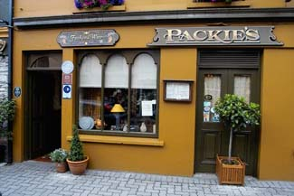 Packies Restaurant - Kenmare County Kerry ireland