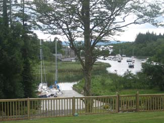 Bayview Apartment - Self Catering in Cong County Mayo Ireland