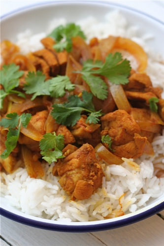 Ma Aruna's Chicken Curry