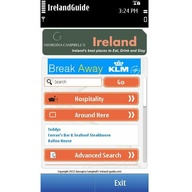 Ireland Guide App - Nokia