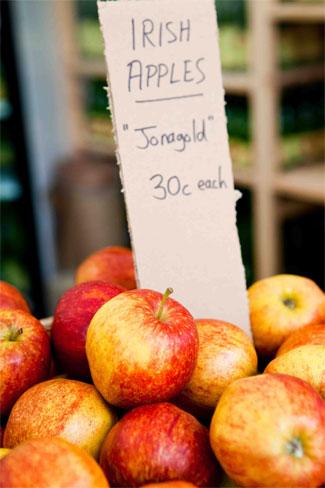 Irish Apples