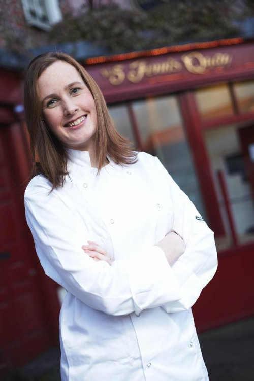Kate Lawlor - Fenns Quay Restaurant