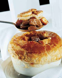Kerry Lamb Pie