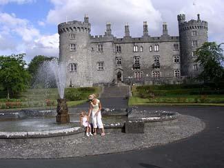 Kilkenny Castle - Kilkenny County Kilkenny Ireland