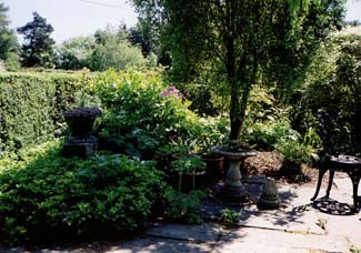 Killurney Garden Clonmel Review Georgina Campbell Guides