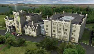 Kilronan Castle - Ballyfarnon County Roscommon Ireland - Wedding Venue