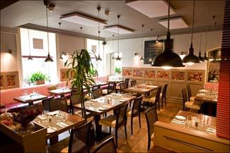 La Mere Zou - Restaurant Dublin Ireland