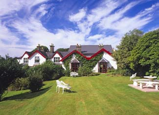 Killeen House Hotel - Killarney County Kerry Ireland