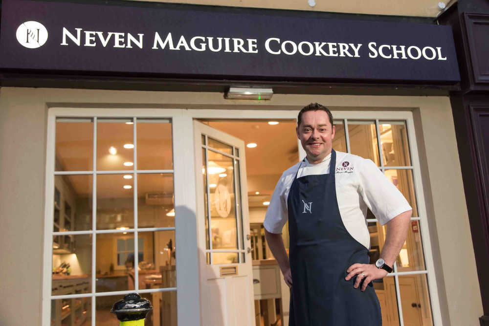The Neven Maguire Cookery School