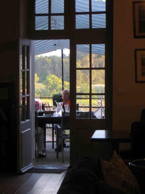 Martin Dwyer - Terrace Dinner