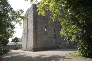 Maynooth Castle - Maynooth County Kildare Ireland